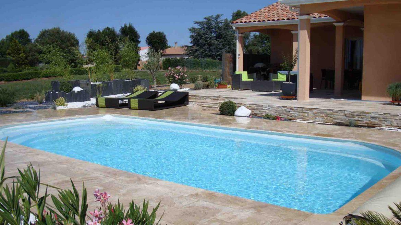 piscine coque tours