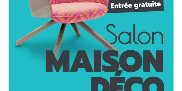Salon MAISON – DÉCO            Parc exposition de POITIERS